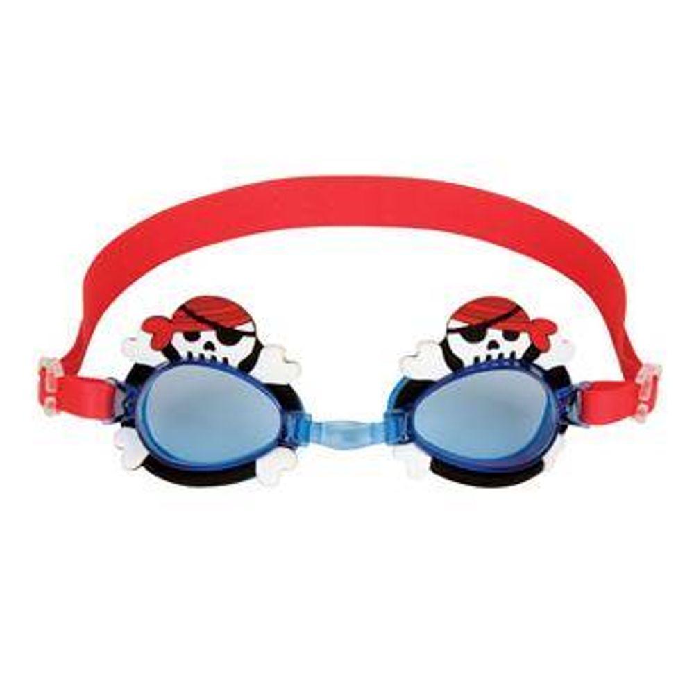 ddc79c483 Óculos de Natação Infantil - Stephen Joseph - Pirata - Tudo com Nome