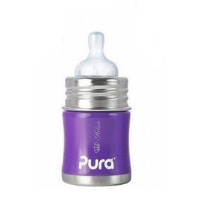 Mamadeira-Inox-PuraKiki-150ml---Lilas---Personalizado--2-