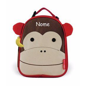 Lancheira-Zoo-Macaco---Personalizado