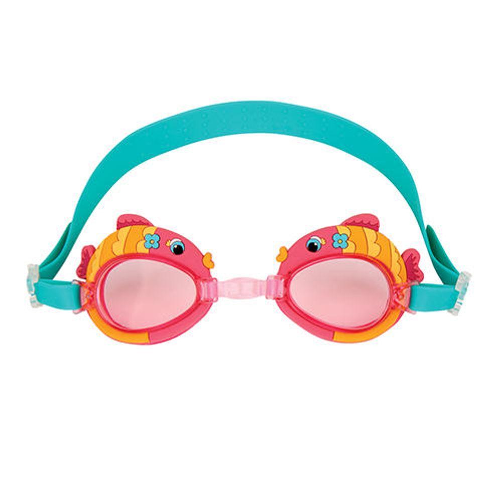 16e3907e2 Óculos de Natação Infantil - Stephen Joseph - Peixe - Tudo com Nome