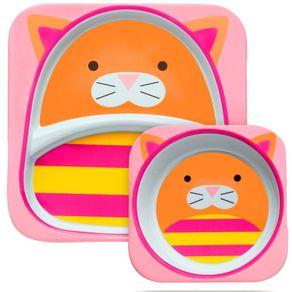 set-de-pratos-gato