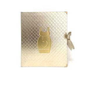 fichario-dourado