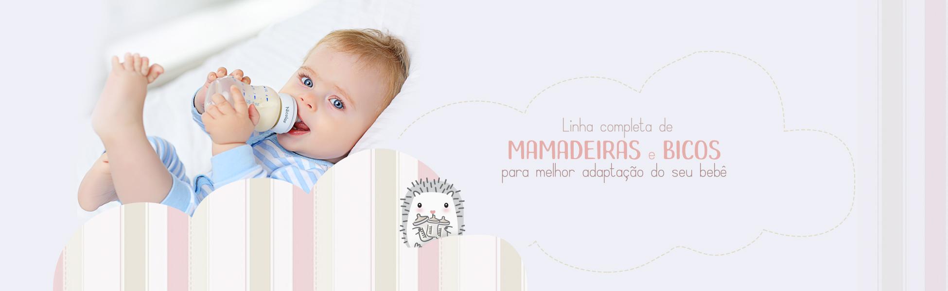 Banner mamadeira